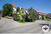 Ortsmitte Hausen