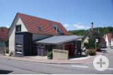 Gemeindehalle Schafhausen