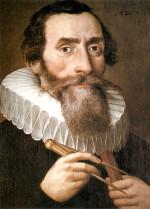 Portrait von Johannes Kepler