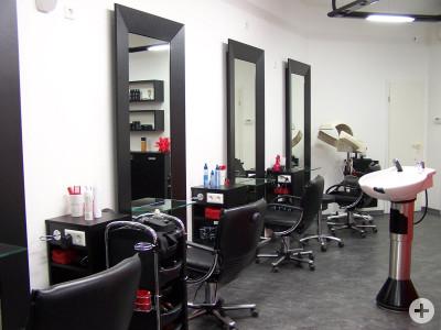 Friseur Schneewittchen Hairdesign Innenansicht Weil der Stadt