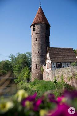 Sailerturm in der Renninger Vorstadt