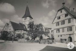 Merklinger Kirchenburg (1936)