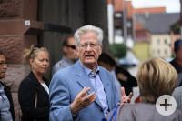Führung durch Weil der Stadt mit Dietmar Spreer