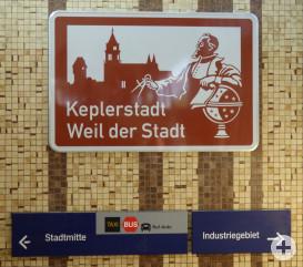 Keplerstadt Weil der Stadt