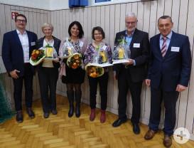 Jubilare der Stadtverwaltung 2015