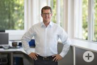 Peter Krause, Geschäftsführer der Wolftechnik, Copyright: Martin Wolf Wagner