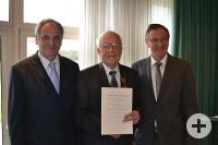 Bundesverdienstkreuz Weidner