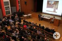 Vortrag in der Aula