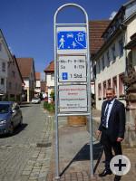 Verkehrsberuhigung Stuttgarter Straße