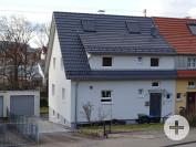 Straßenansicht Haus Schwab