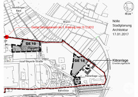 Plan Büro Nölle vom 17.01.2017