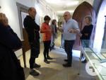 Ehemaliges Augustinerkloster - Stadtarchivar Lothar Sigloch