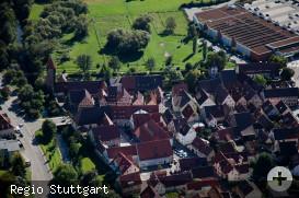 Luftportrait Gewann Brühlwiesen