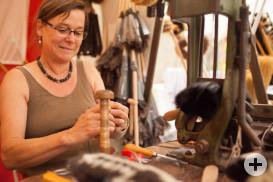 Kunsthandwerkermarkt: Handwerkskunst wird Großgeschrieben