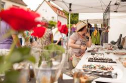 Kunsthandwerkermarkt: Stöbern und Staunen