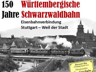 Plakat Bahnjubiläum
