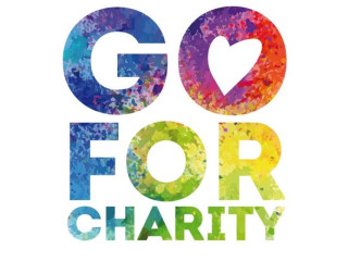 Logo Go for Charity