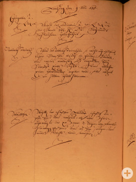 "Verbot des ""Taback Trinckhens"" im Jahr 1685"