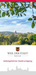Tag des offenen Denkmals 2020 Titelblatt Stadtrundgang