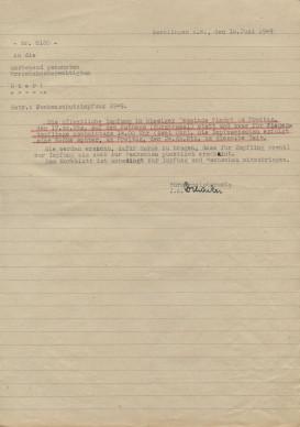 Aufruf Imfpung Merklingen 1949