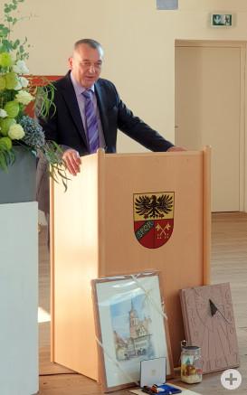 Bürgermeister a.D. Thilo Schreiber