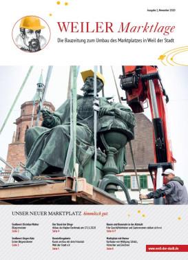 Titelseite Marktlage Ausgabe 2