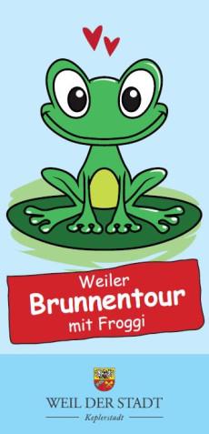 Brunnentour mit Froggi Flyer